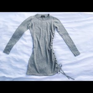 Sugar Lips Sweater Dress XS/S